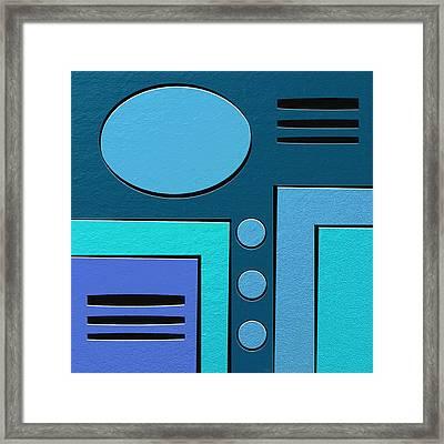 Drip Framed Print