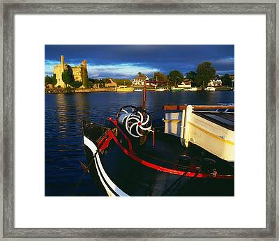 Dromineer, Lough Derg, Co Tipperary Framed Print by The Irish Image Collection