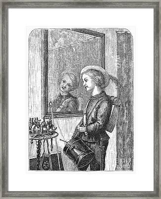 Drummer Boy, 1873 Framed Print by Granger