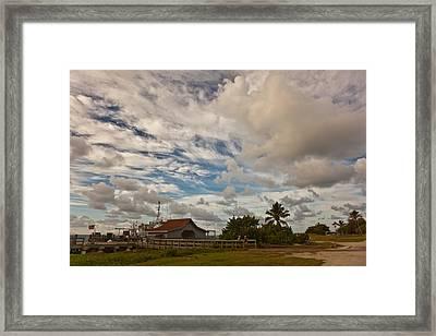 Dry Tortugas National Park Framed Print by Patrick  Flynn