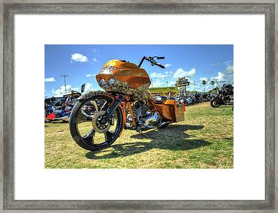 DT1 Framed Print by John Adams