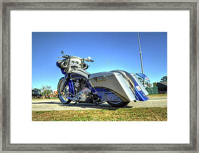 DT2 Framed Print by John Adams