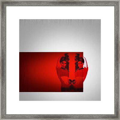Dual Framed Print by Naxart Studio