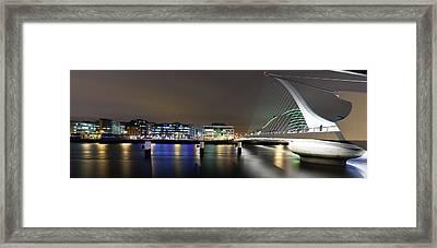 Dublin City Framed Print by Brendan O Neill