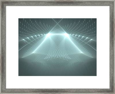 Dubstep 11 Framed Print by Michele Caporaso