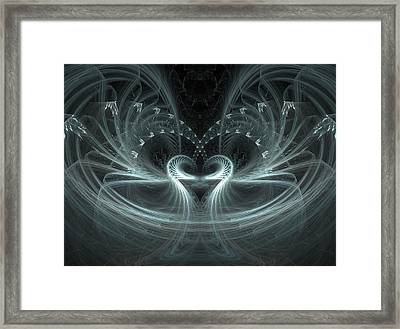 Dubstep 14 Framed Print by Michele Caporaso