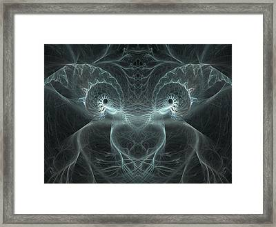 Dubstep 16 Framed Print by Michele Caporaso