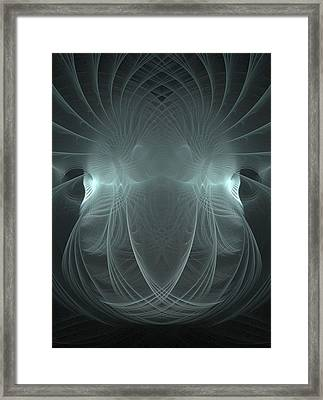 Dubstep 32 Framed Print by Michele Caporaso