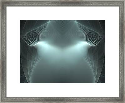 Dubstep 7 Framed Print by Michele Caporaso