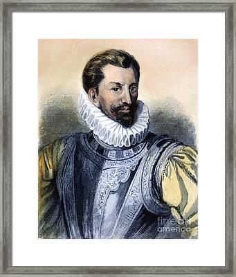 Duc De Guise, Henry I Framed Print by Granger