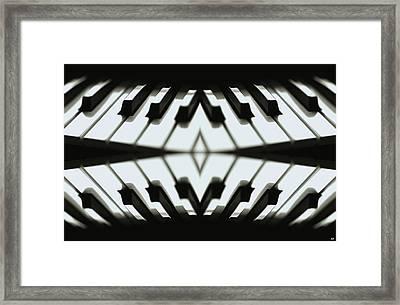 Duet Framed Print by Maria Watt