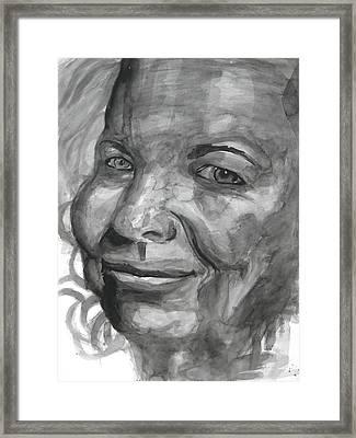 Dumas 15 Framed Print by Ryan Babcock