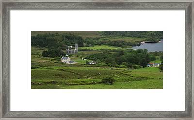 Dunlewy Framed Print by Steve Watson