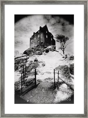 Duntroon Castle Framed Print by Simon Marsden
