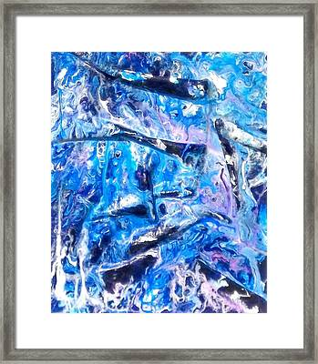 Duo Framed Print by Hatin Josee