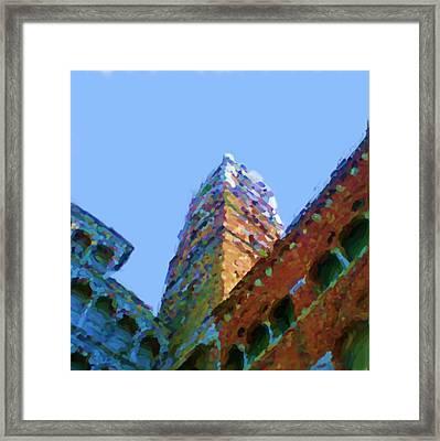 Duomo Di San Martino Framed Print by Ozborne-Whilliamsson