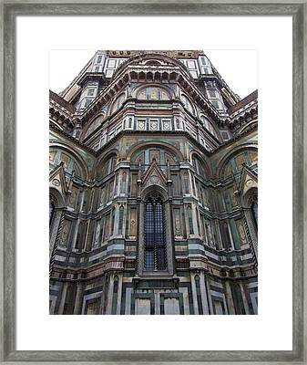Duomo Florence Italy Framed Print by Micheal Jones