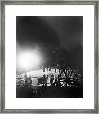 D.w. Griffith (1875-1948) Framed Print by Granger