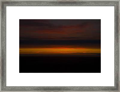 Dying Embers Framed Print by Paul Howarth
