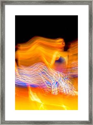 Dynamic - 2 Framed Print by Okan YILMAZ