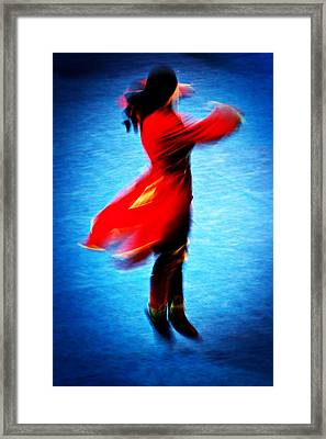 Framed Print featuring the photograph Dynamic by Okan YILMAZ