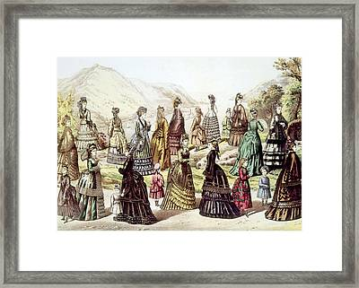 E. Butterick & Co.s Quarterly Review Framed Print by Everett