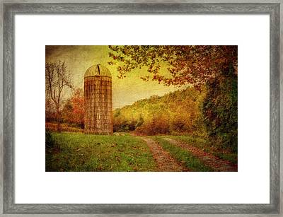 Early Autumn Framed Print by Kathy Jennings