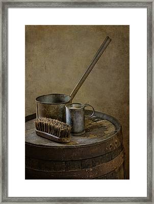 Early Essentials Framed Print