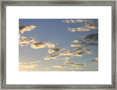 Early Morning Sunrise Framed Print by JL Creative  Captures