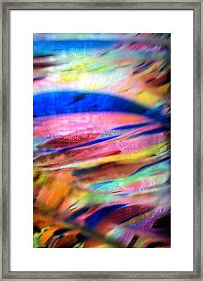 Framed Print featuring the photograph Earth And Sky by Carolyn Repka