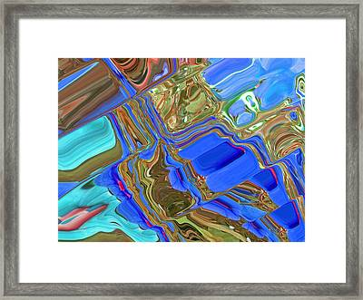 Earth Tones Framed Print by Aimee L Maher Photography and Art Visit ALMGallerydotcom