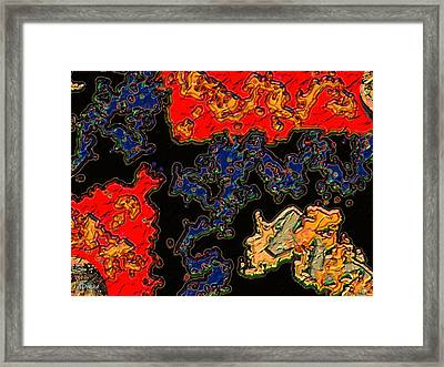 East Meets West Framed Print by Alec Drake