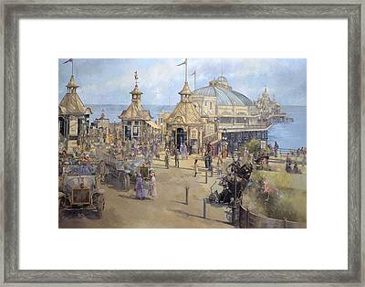 Eastbourne Framed Print by Peter Miller