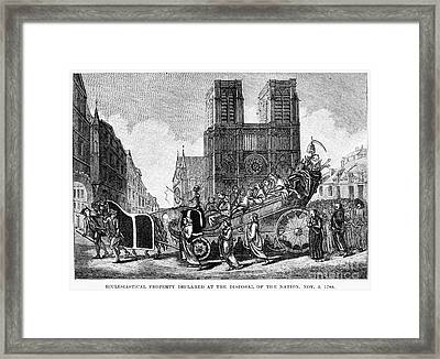 Ecclesiastical Property Framed Print by Granger