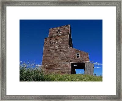 Echoes From The Past Framed Print by Blair Wainman