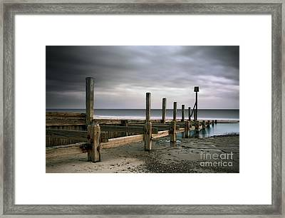 Echoes Of Silence Framed Print by Radoslav Toth
