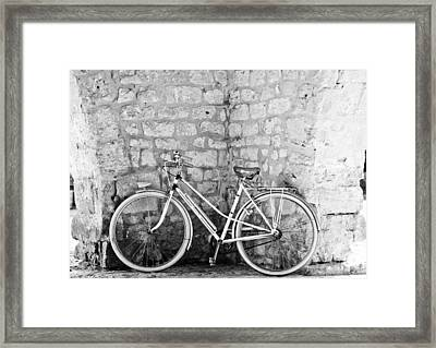 Eco Transport Framed Print by Georgia Fowler