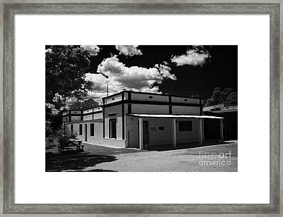 Eduardo Arenas Farm Granja Turisticas Collection Museum Colonia Del Sacramento Uruguay Framed Print by Joe Fox
