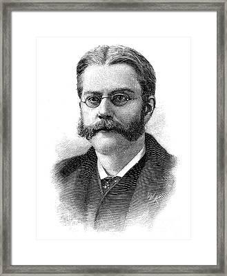 Edward Holden (1846-1914) Framed Print by Granger