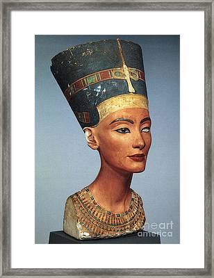 Egypt: Nefertiti Framed Print by Granger