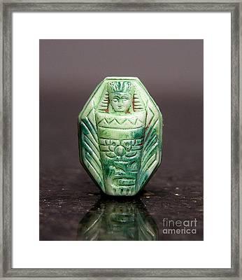 Egyptian 373 Framed Print by Dwight Goss