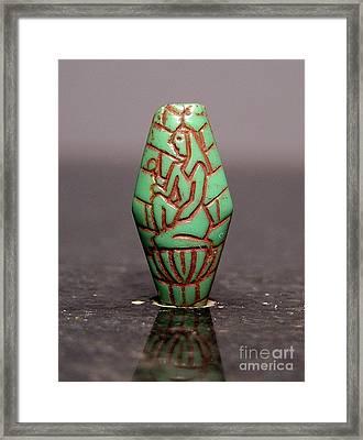 Egyptian 378 Framed Print by Dwight Goss