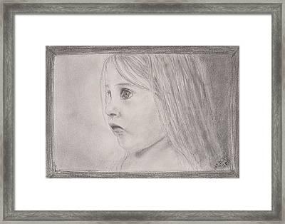 Eile Framed Print