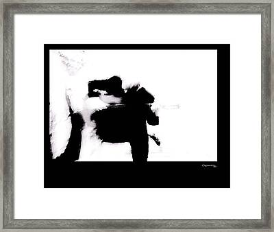 El Maestro Framed Print by Xoanxo Cespon