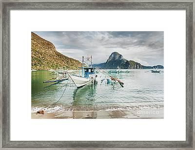 El Nido Framed Print by MotHaiBaPhoto Prints