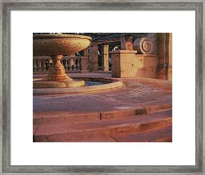 El Prado Framed Print