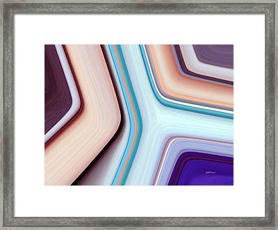 Elbow Bends Framed Print