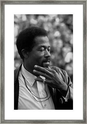 Eldridge Cleaver 1935-1998, Minister Framed Print by Everett