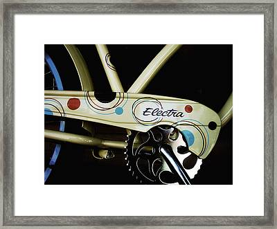 Electra  Framed Print by Ann Powell