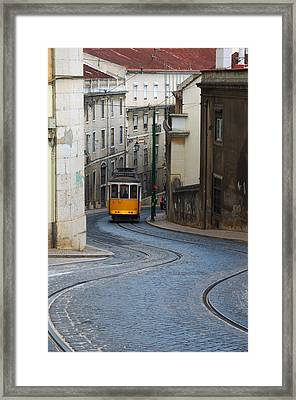 Electrico Framed Print